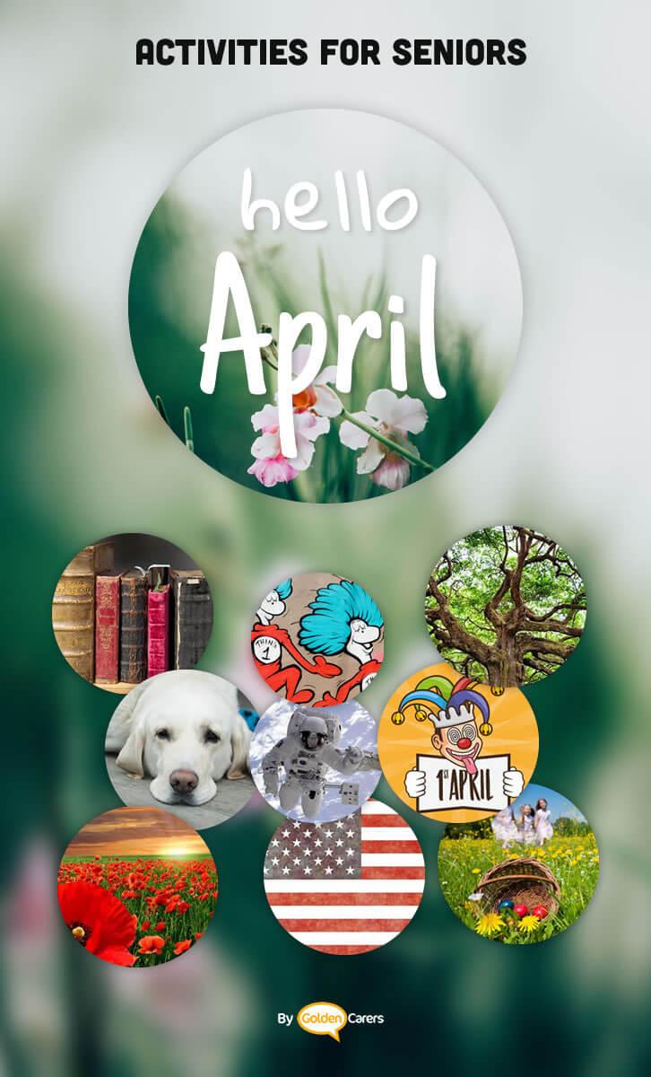 April Events & Ideas | Activities Calendar