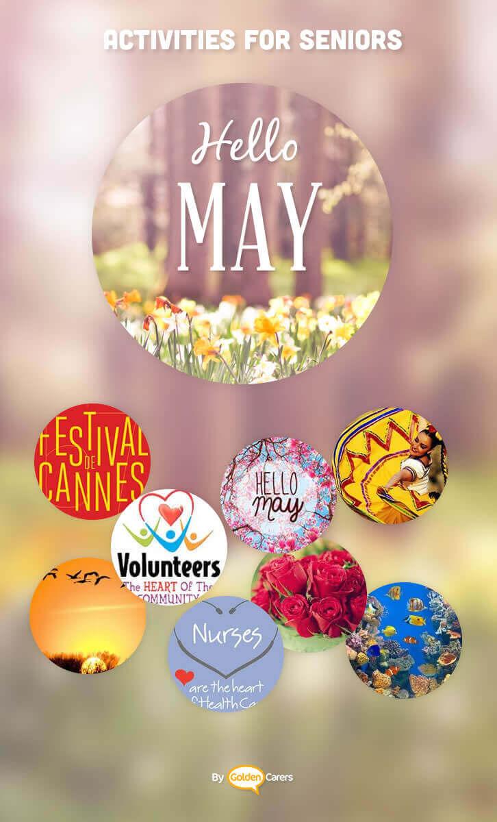Calendar Ideas For May : May events ideas activities calendar