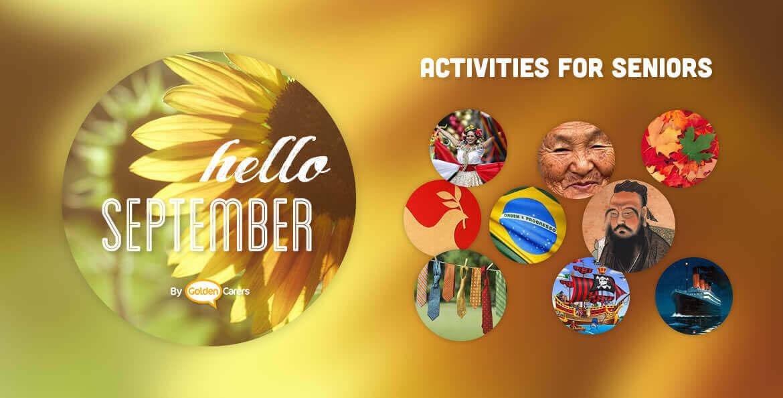september events  u0026 ideas