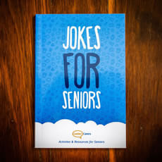 Jokes for Seniors Thumbnail