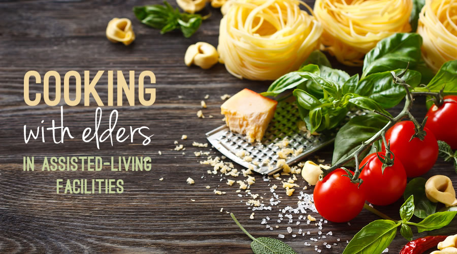 In my experience, cooking is one of the most enjoyable activities to share with elders in assisted-living facilities. All you need to start a therapeutic cooking program at your facility is a little enthusiasm, creative spirit, and patience!