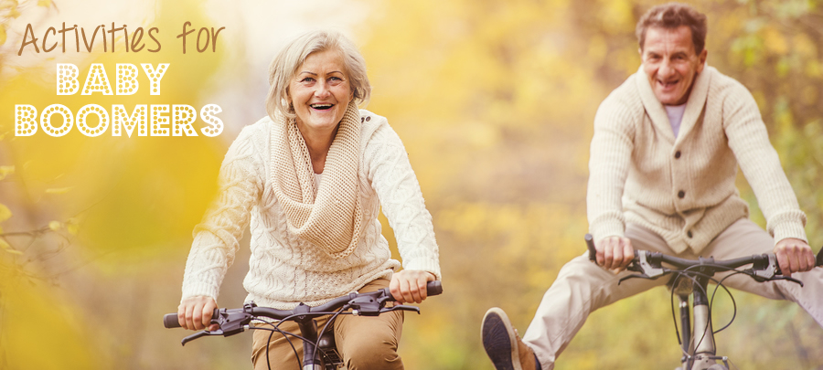 Activities for the Baby Boomer Generation
