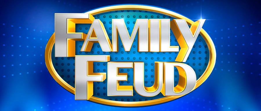 Here is an easy version of the popular Family Feud game!