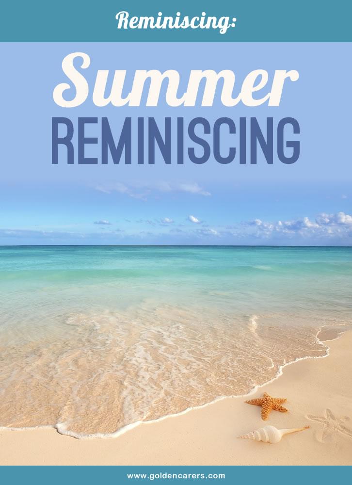 summer reminiscing