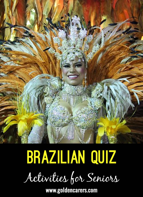 How much do you know about Brazil...