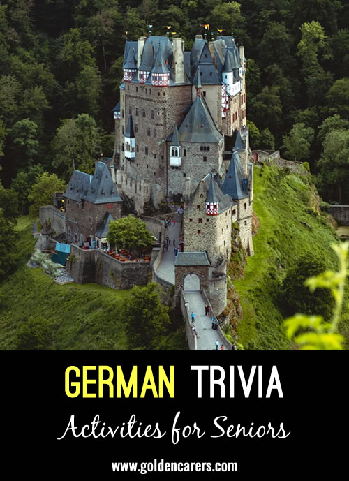 Here are some fascinating facts about Germany!