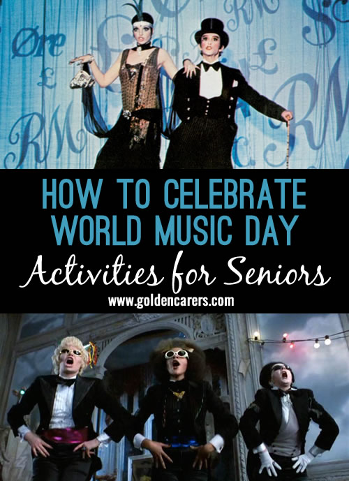 Listening to music is a wonderful activity to enjoy with seniors in nursing homes. It leads to reminiscing and can significantly improve the well-being of individuals. Here are some ideas to help appreciate the significance that music has on our lives.