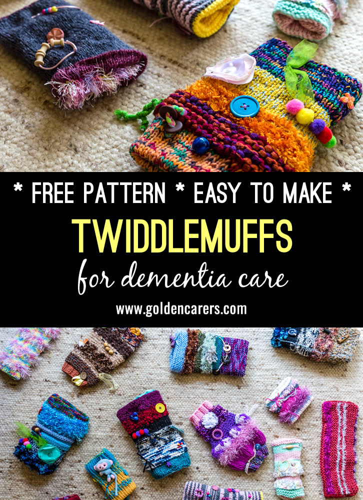 How to make Twiddlemuffs