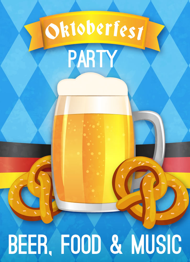 Oktoberfest is fast  approaching! Now is the time to start planning your 'German Day' with German food, beer, and merrymaking! Here are 10 tips for preparing your day!