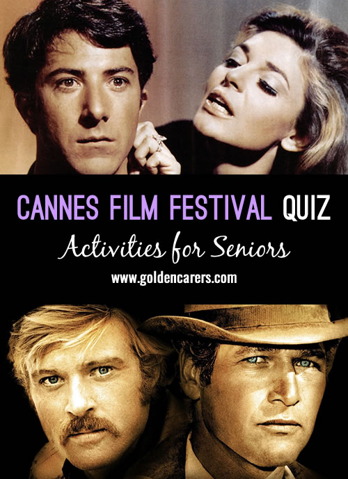 Cannes Film Festival Quiz