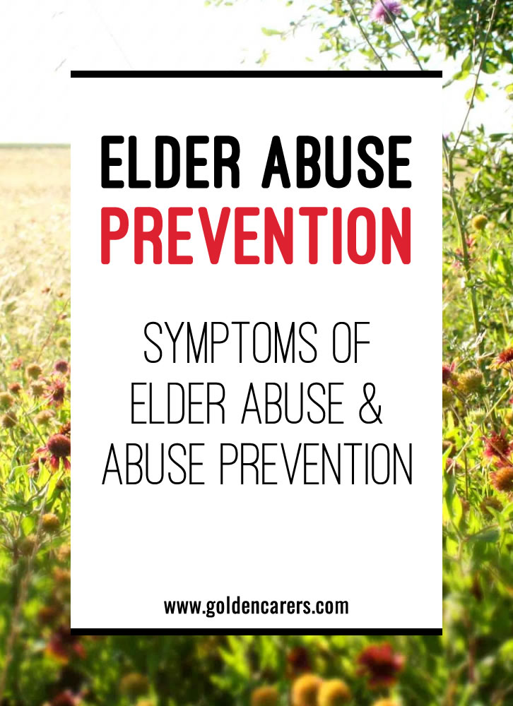 elder abuse articles