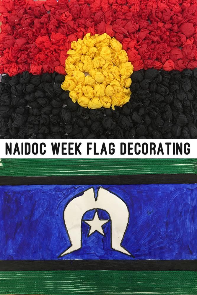 Australian Flag Craft Ideas
