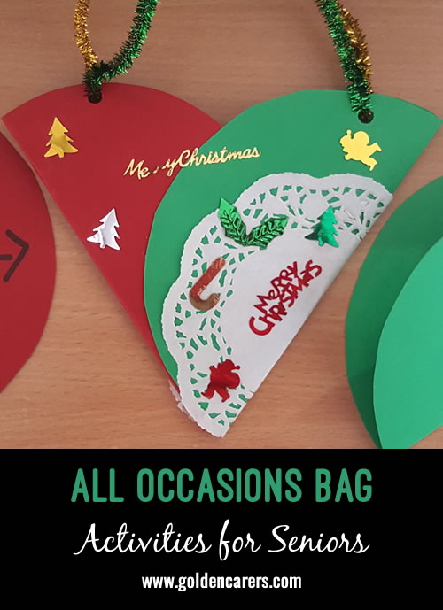All Occasions Bag