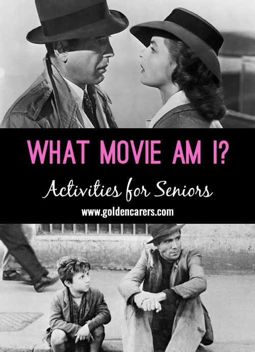 What Movie Am I? 1940s