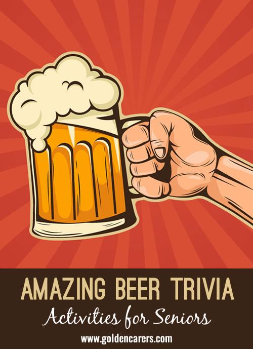 Amazing Beer Trivia