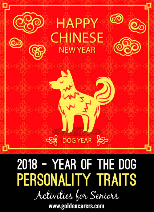 2018 year of the dog date for chinese new year - Chinese New Year Date