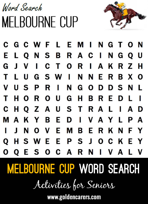 Here are some of the horses that may be competing at the 2016 Melbourne Cup  race.  The final field count will be revealed the Saturday evening before the race.