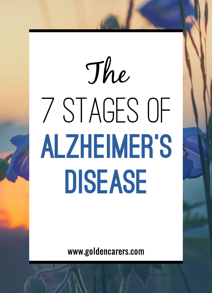 Understanding the disease progression helps us recognize changes in behavior and provide the right support. Symptoms will gradually worsen over time, however there are  ways we can make life better at every stage.