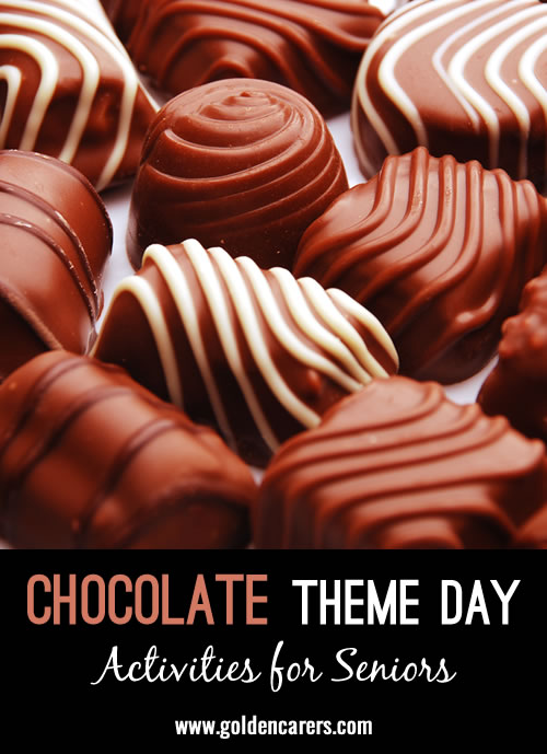 Chocolate Theme Day & Quiz