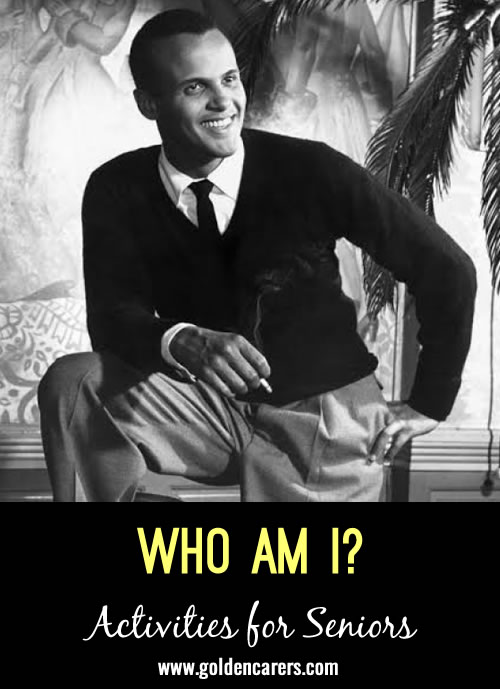Who Am I? March Birthdays