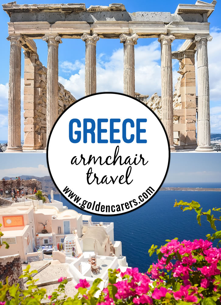 This comprehensive armchair travel activity includes everything you need for a full day of travel to GREECE! Fact files, trivia, quizzes, music, food, posters, craft and so much more! We hope you enjoy the GREECE travelog!