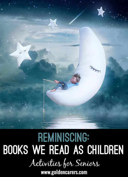 Reminiscing: Books We Read As Children