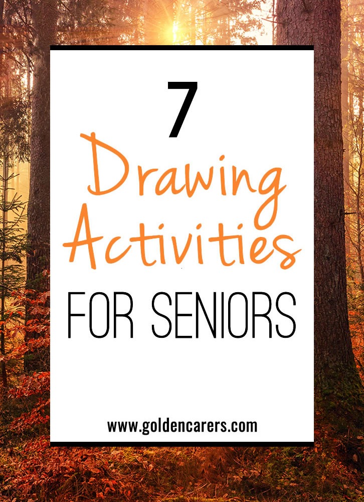Drawing is a relaxing activity that many older adults enjoy. As well as an emotional release, drawing also provides opportunities for social connection in  group settings. Learn how to lead a drawing session for seniors by following the guidelines in this article.