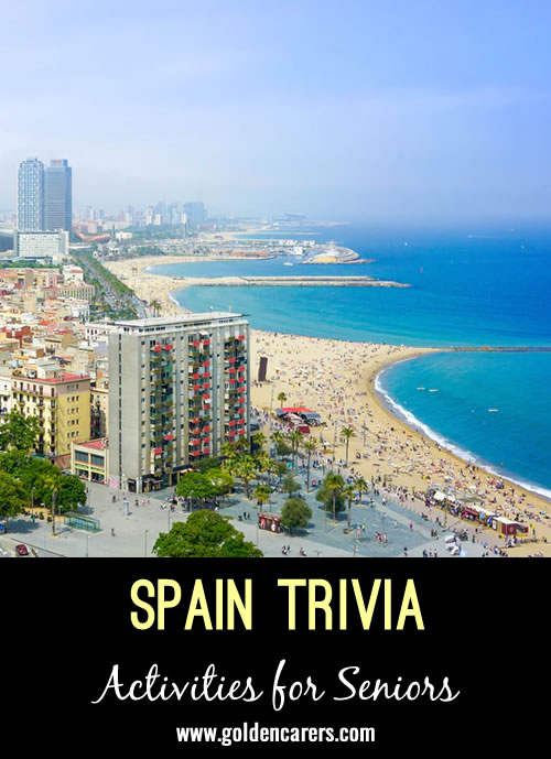 Here are some fascinating facts about Spain!