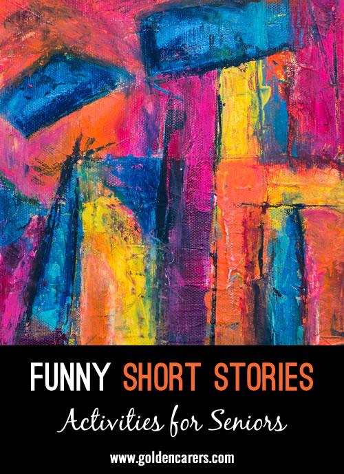 Funny Short Stories #8