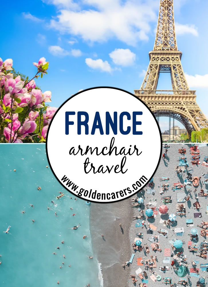 Armchair Travel to France