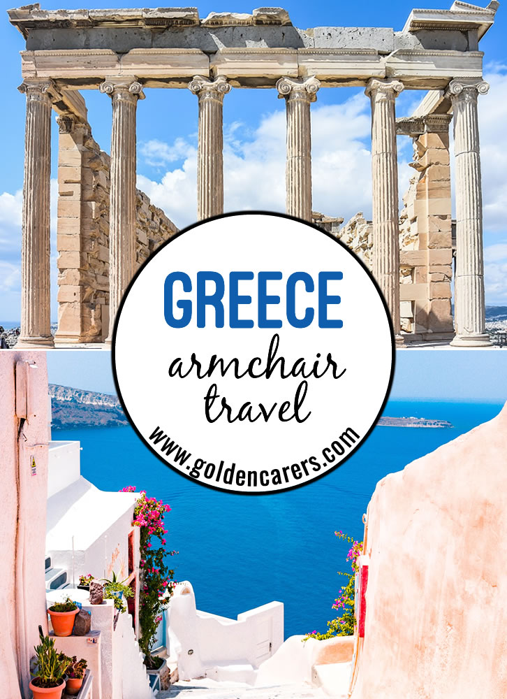 Armchair Travel To Greece
