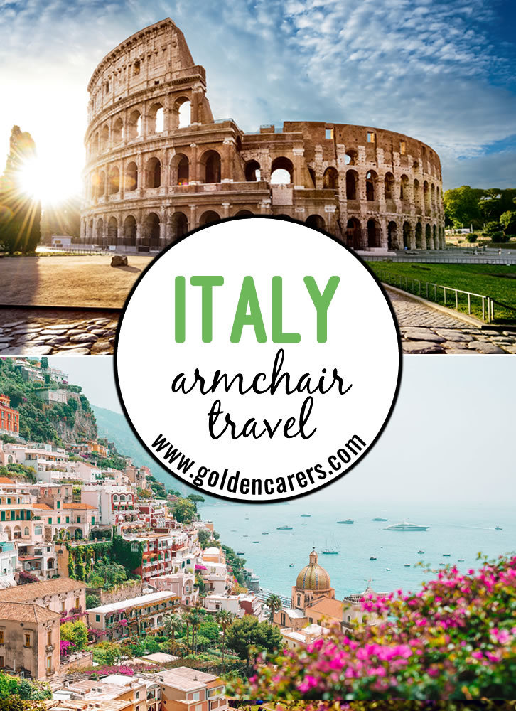Armchair Travel to Italy