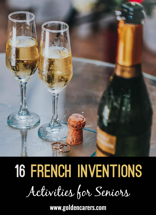 16 Renowned French Inventions
