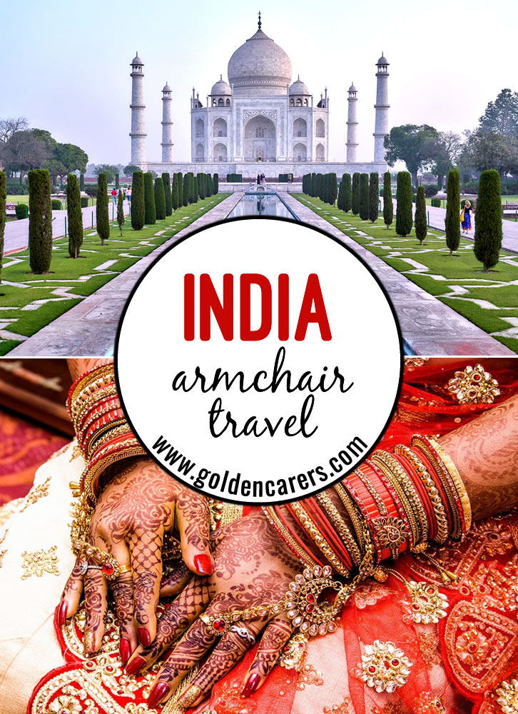 Armchair Travel to India