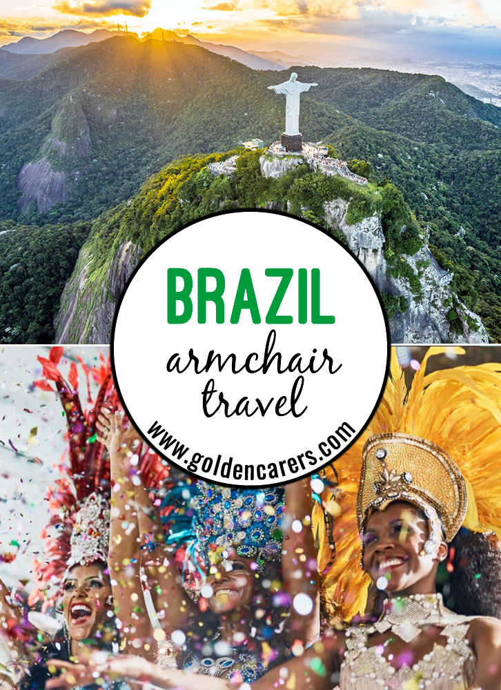 This comprehensive armchair travel activity includes everything you need for a full day of travel to BRAZIL! Fact files, trivia, quizzes, music, food, posters, craft and  more! We hope you enjoy the BRAZIL travelog!
