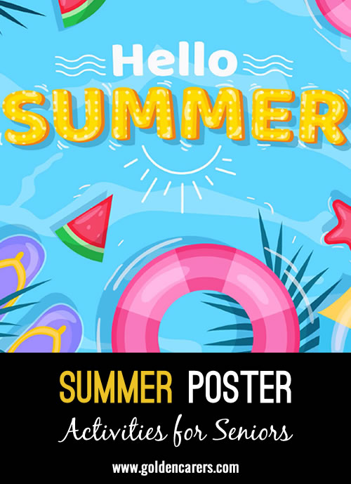 Another summer poster!