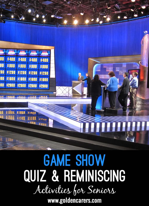 Most Americans grew up watching some type of game show with their family in the evening. Tap into those memories with these trivia questions and reminiscing conversation starters
