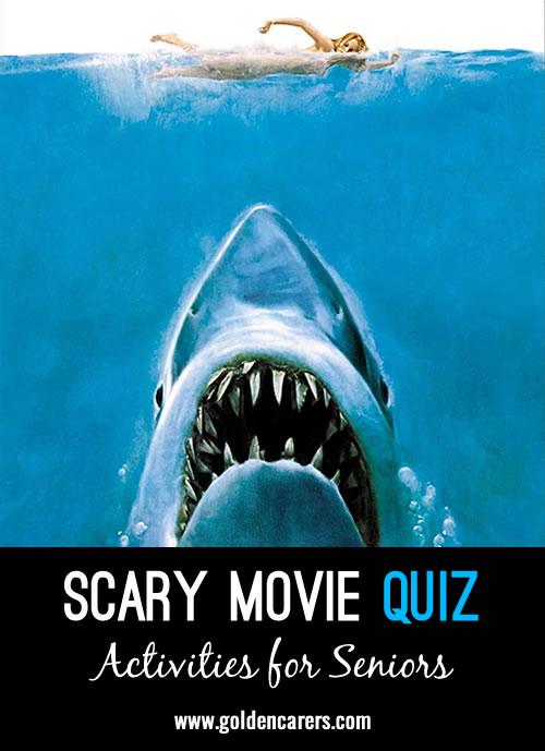 Scary Movie Quiz