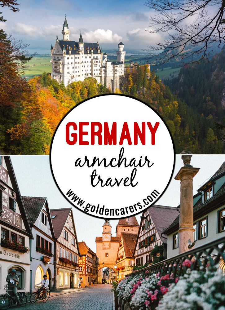Armchair Travel to Germany