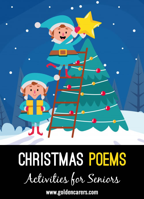 Here are some cute Christmas poems to share