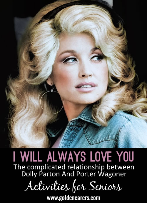 The song I Will Always Love You is one of Dolly Parton's most loved from her iconic career. This is the story of how the song came to be.