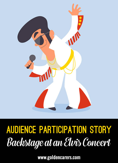 Read-Aloud: Audience Participation Story #2