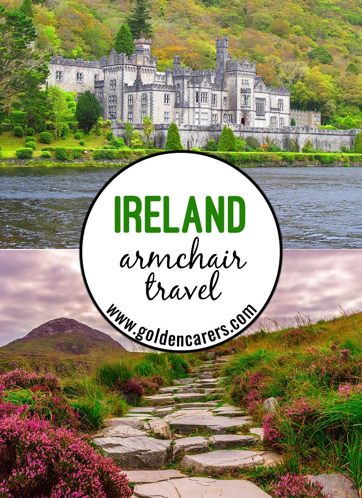 This comprehensive armchair travel activity includes everything you need for a full day of travel to the IRELAND. Fact files, trivia, quizzes, music, food, posters, craft and  more! We hope you enjoy the IRELAND travelog!