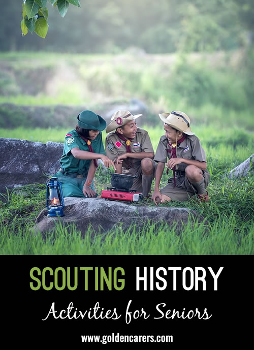 Scouting History