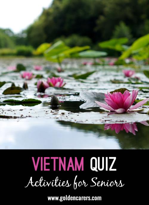 Vietnam Quiz