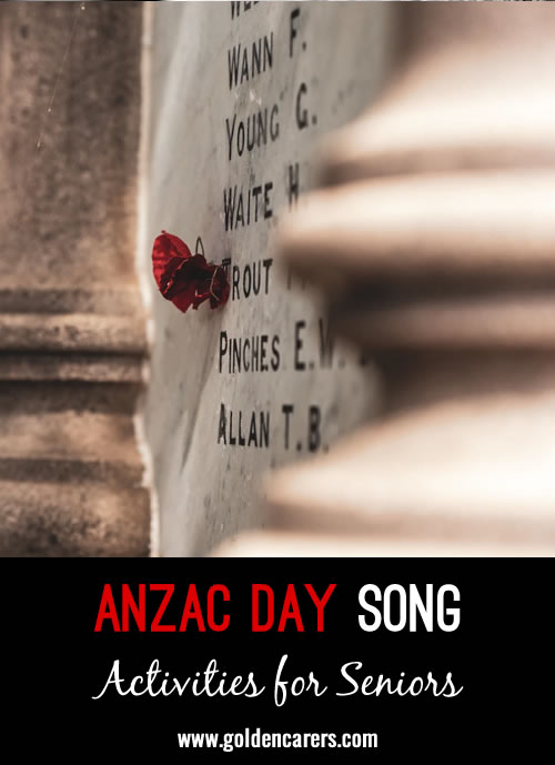 ANZAC Day Song: Can You Hear Australia's Heroes Marching?