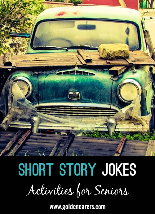 Short Story Jokes #14