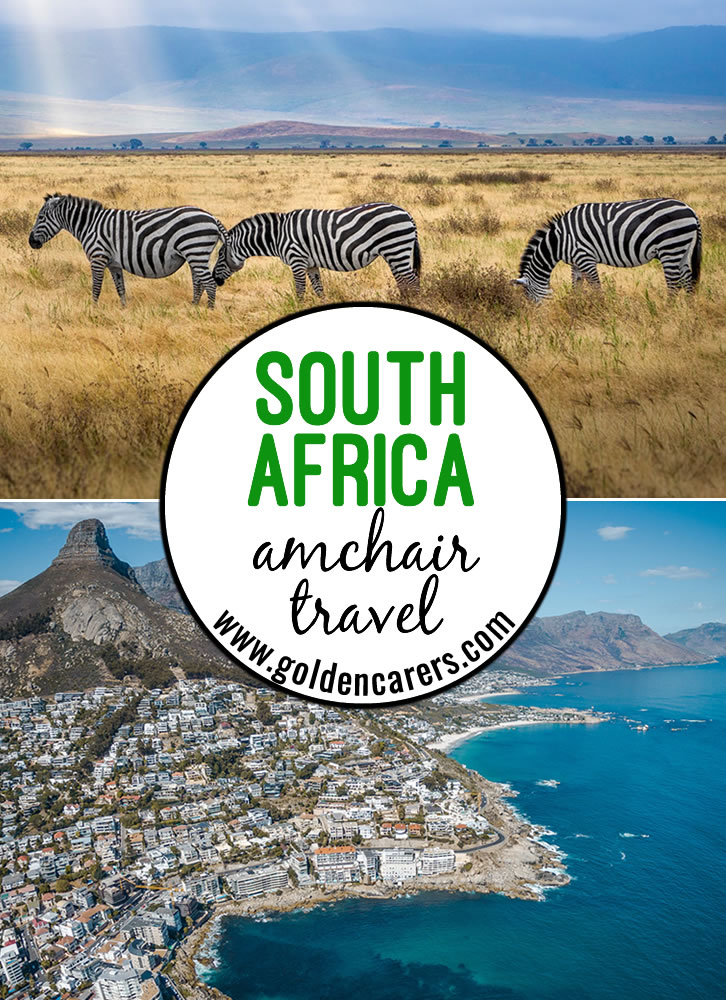 Armchair Travel to South Africa