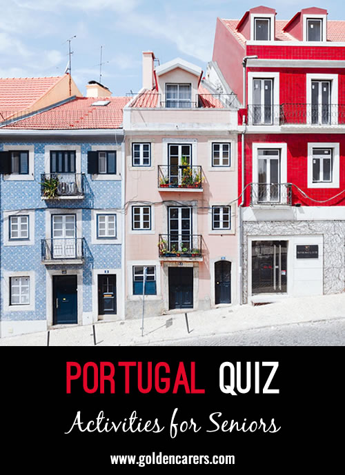 Test your knowledge of Portugal!