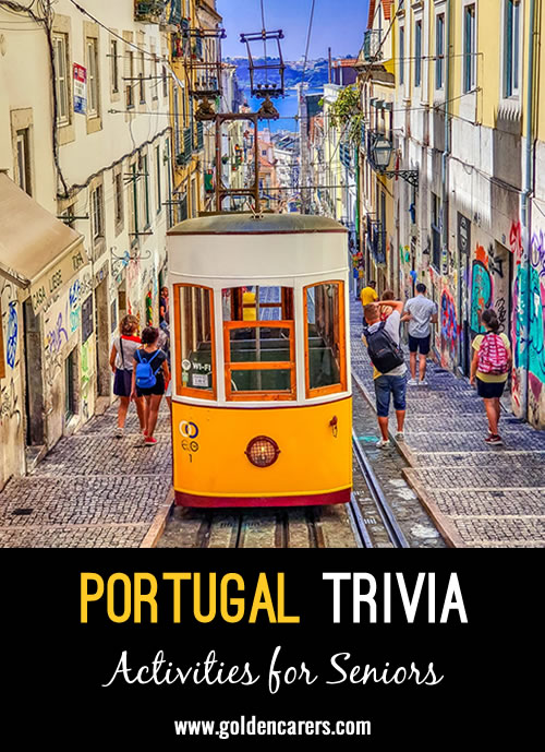 Here are some fascinating facts about Portugal!